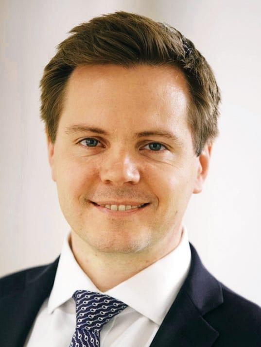 Nathaniel Sillin, Head of Global Financial Literacy at Visa Inc.