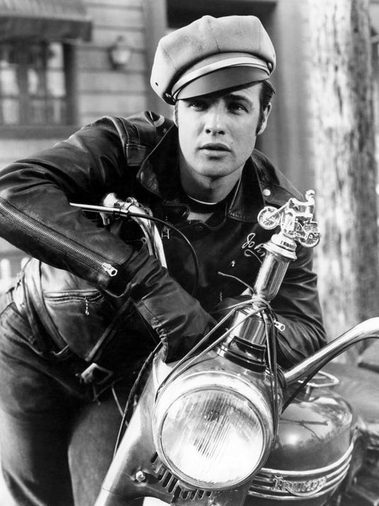 Marlon Brando's vintage Harley Davidson set for auction