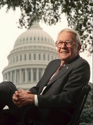 Wendell Ford in 1998.
