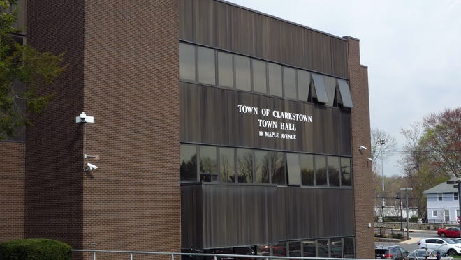 Moody's Investors Services has downgraded Clarkstown's bond rating, the second credit agency to do so since August.