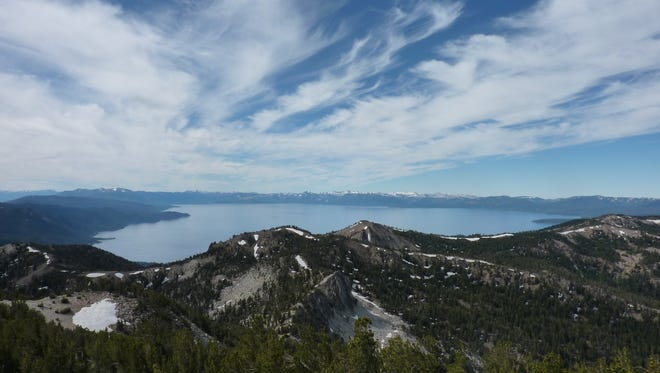 A Senate committee approved legislation Wednesday that would authorize $415 million for Lake Tahoe improvements.