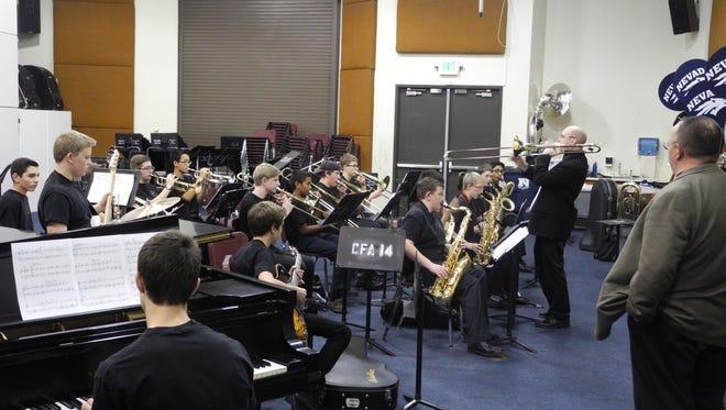 The 2016 Jazz in the Schools program.