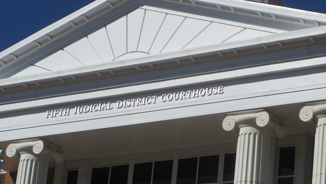 The 5th District Courthouse in St. George.
