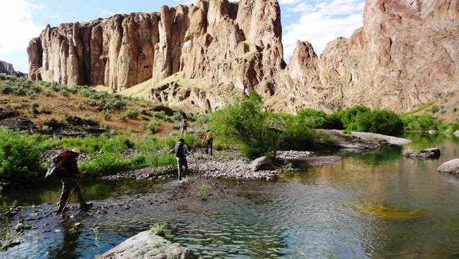 A proposal to designate the Owyhee Canyonlands as a national monument was soundly rejected by Malhur County voters Wednesday.