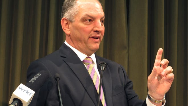 Gov. John Bel Edwards' administration on Dec. 5 put the mid-year budget shortfall at more than $600 million