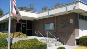 Santa Paula Unified School District office.