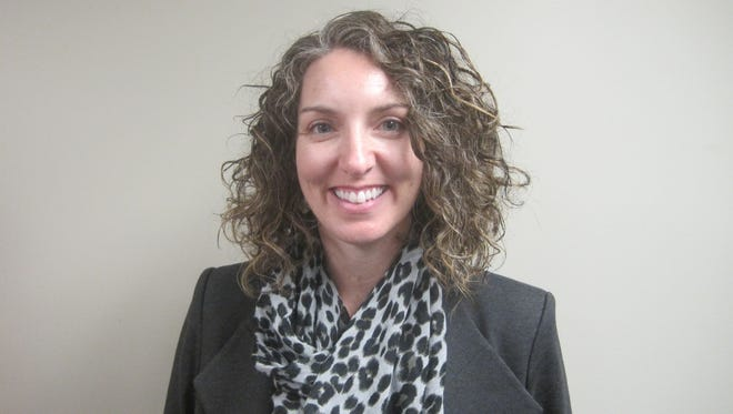 Jeana Gockley, who has been director of the McDonald County Library since February, is the new manager of the Schweitzer Brentwood Branch Library, part of the Springfield-Greene County Library District.