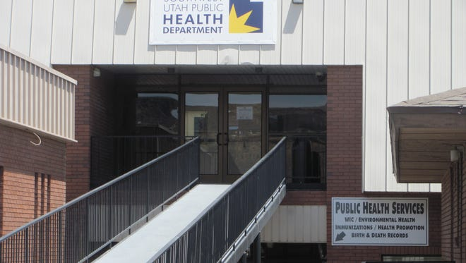 Two former officials of the Southwest Utah Public Health Department have been charged with felonies in an alleged Medicaid fraud kickback scheme.