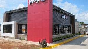 The North Pacific Cod Sandwich at Wendy's returns for Lent 2019.