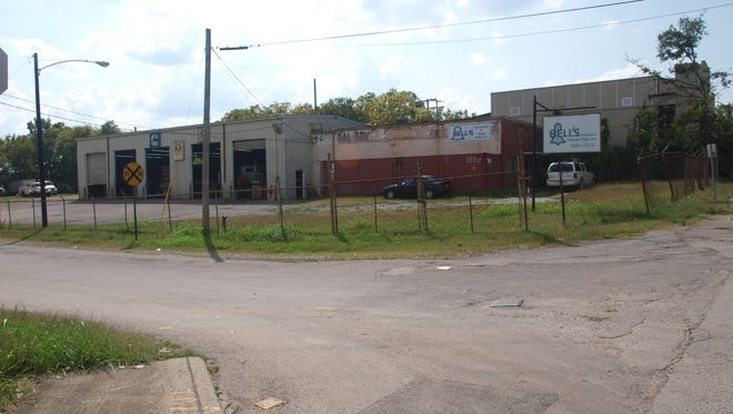 The 2.5 acres include the  location of truck repair shop Bell's Automotive & Diesel Sales Inc. at 2501 Clifton Ave.