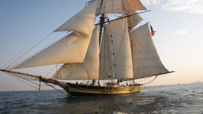 The Pride of Baltimore II.