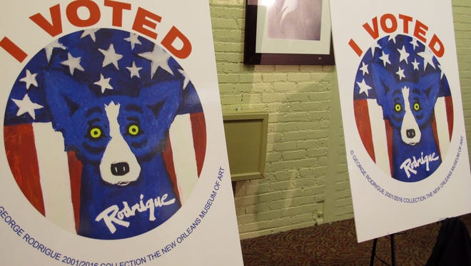Polls have closed in two special legislative races held Saturday in Rapides Parish.