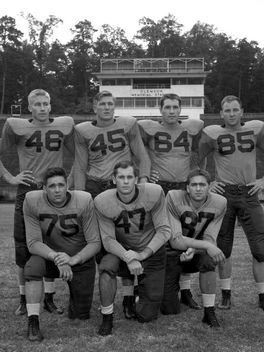 Clemson 1955 Media Day