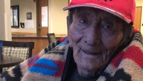 Samuel Tom Holiday, a Navajo Code Talker during World War II, died Monday, June 11, 2018, at age 94. He lived at the Southern Utah Veterans Home in Ivins, Utah.