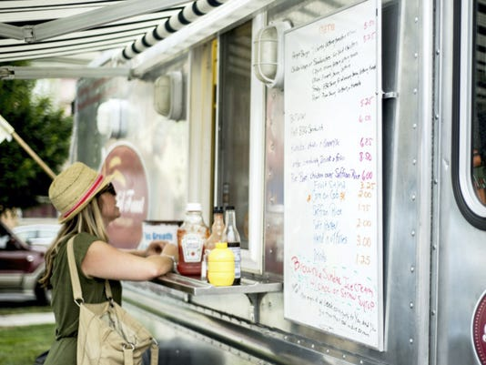 More than 50 food trucks and carts will come to downtown York for the fourth Foodstruck festival on Sunday, Sept. 6.