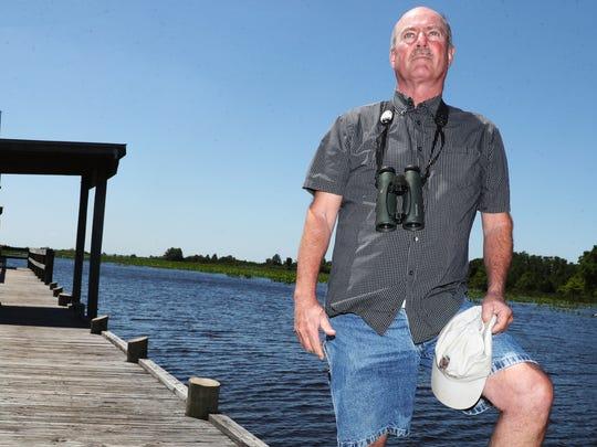 Paul Gray is Okeechobee Science Coordinator for Audubon.