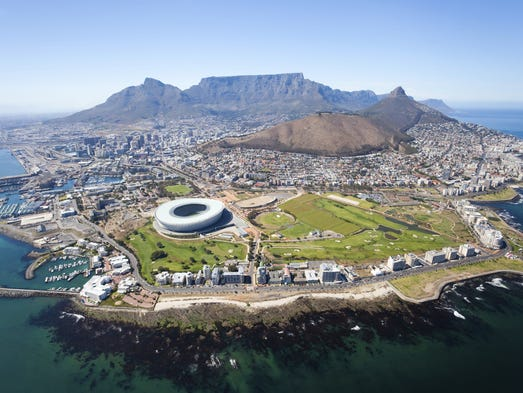 South Africa: A perennial bucket-list favorite, South