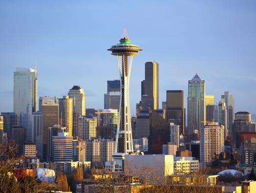 Pacific Northwest (Washington and Oregon): While the