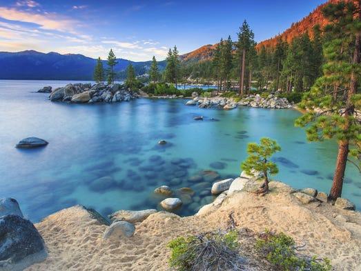 Best Hidden Beaches In Tahoe
