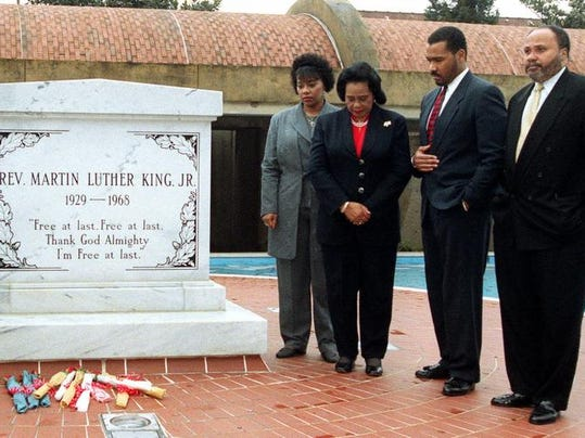 Martin Luther King Family 2014 Martin Luther K...