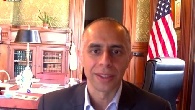 Providence Mayor Jorge Elorza.