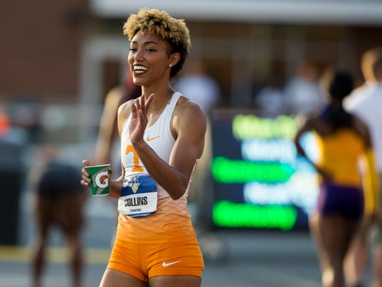KNOXVILLE, TN - 2018.05.13 - 2018 SEC Outdoor Track and Field Championships