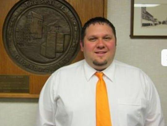 Mayor Steve Fought of Gibsonburg