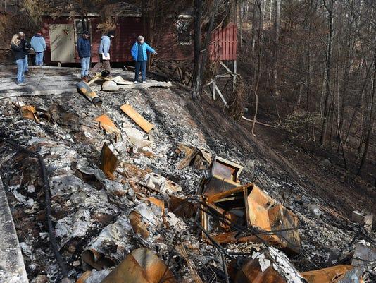 News: Gatlinburg Wildfire