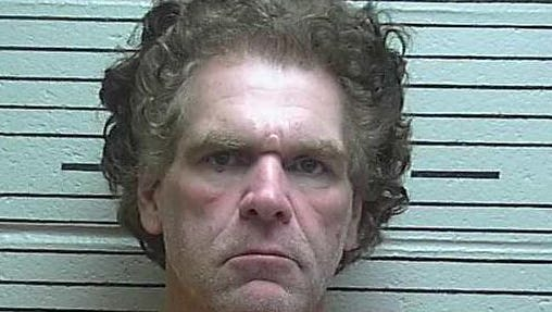 Scott Vaughan, 53, of Prattville, is charged with burglary and theft.
