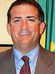Anderson City Councilman Matt Harbin