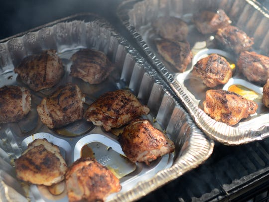 At the heart of the BBQ Fest is the Kansas City Barbecue