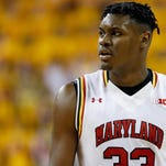 Former Whitefish Bay Dominican star Diamond Stone played one season at Maryland before entering the NBA draft.