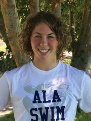 Katie McBratney, from Queen Creek American Leadership