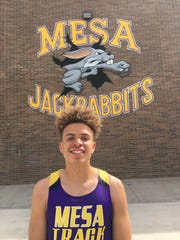Eddie McClendon, from Mesa, is the azcentral.com Sports Awards Male Athlete of the Week, presented by La-Z-Boy Furniture Galleries, for March 9-16.