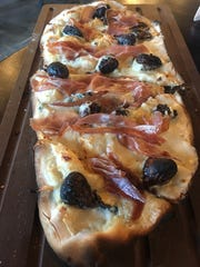 Dolce e Sale flatbread at BeerStyles in West Des Moines.