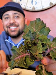 You'll find chef Jayson Munoz of Kanpai, Commonwealth Kitchen and Bar, and Jayson Munoz Catering doing what he does best at this weekend's Chefs on Parade.