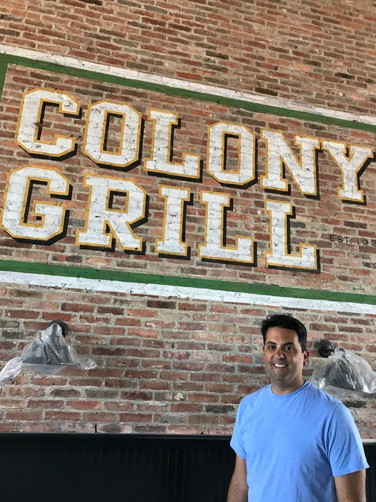 Colony Grill in Port Chester