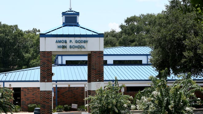 Leon County health officials confirmed a case of tuberculosis at Amos P. Godby on Friday