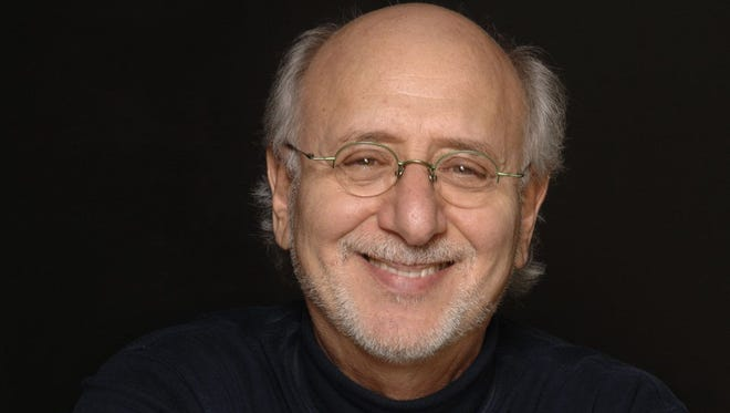 """In addition to performing, Peter Yarrow of the legendary folk group Peter, Paul and Mary (""""Puff the Magic Dragon,"""" """"Blowing in the Wind"""") is a social activist."""