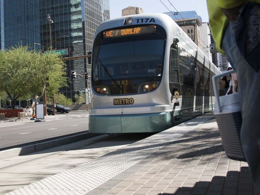 Glendale Halting Light Rail Discussions