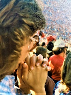 A prayer about to be answered on Nov. 8, 1980.