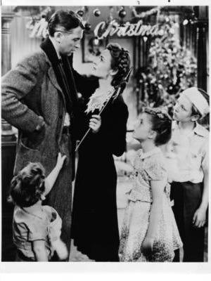 "A scene from America's favorite ""communist' Christmas movie."
