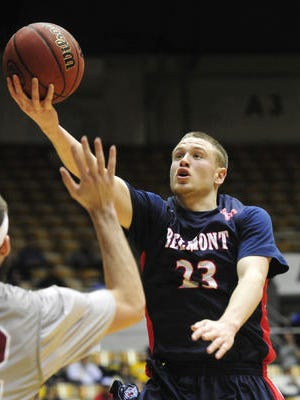 Belmont's Craig Bradshaw is the TSWA's Player of the Year.