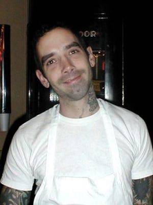 """David Paul """"Bones"""" Hebert was shot and killed by the Cincinnati police Monday, April 18, 2011."""