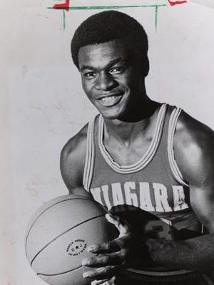 Basketball Hall-of-Famer, Calvin Murphy, Niagara University great, was angry when the Buffalo Braves did not selected him in the NBA draft.