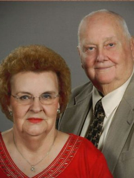 Anniversaries: William Jett & Judith Jett