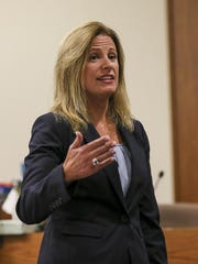Middlesex County Assistant Prosecutor Christine D'Elia