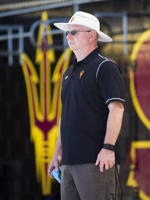 Bob Bowman is in his third season (2017-18) as Arizona State swim coach. The men's team is expected to challenge for a top-10 NCAA finish.