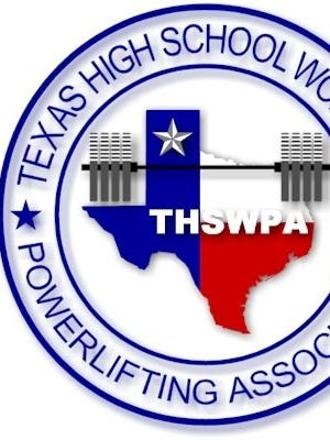 Texas High School Women's Powerlifting Association logo