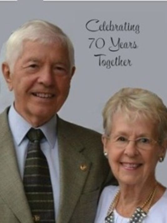 Anniversaries: Max Morehouse & Pat Morehouse